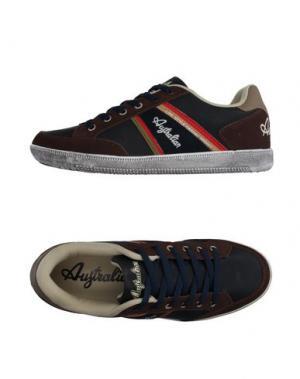 Низкие кеды и кроссовки AUSTRALIAN. Цвет: темно-синий