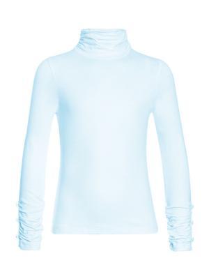 Водолазка Arina. Цвет: голубой