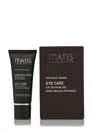 Крем для кожи вокруг глаз Matis. Цвет: белый