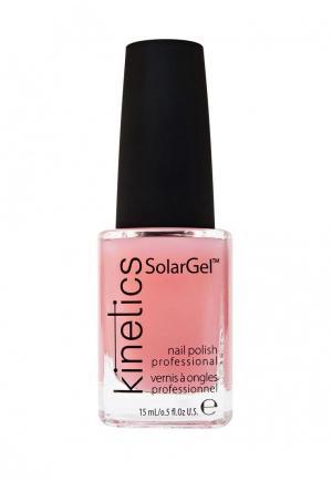 Лак для ногтей Kinetics. Цвет: розовый