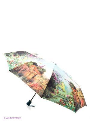 Зонт Zest. Цвет: зеленый