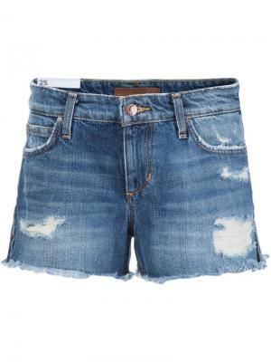 Шорты  Cut Off Joes Jeans Joe's. Цвет: синий