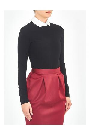 Блуза-боди FT-194045 Infinee. Цвет: черный