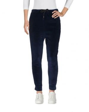 Повседневные брюки MARVELOUS EXPERIENCE. Цвет: темно-синий