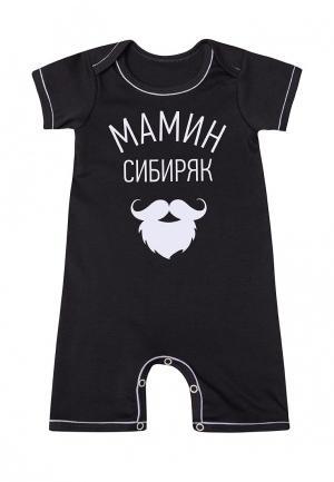 Комбинезон Olga Skazkina. Цвет: черный