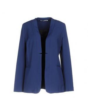 Пиджак PLEASE. Цвет: синий