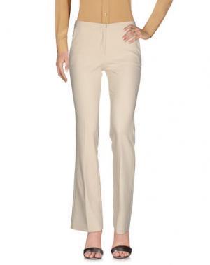Повседневные брюки BEATRICE. B. Цвет: слоновая кость
