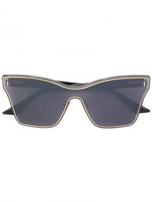 Солнцезащитные очки Silica Dita Eyewear. Цвет: чёрный