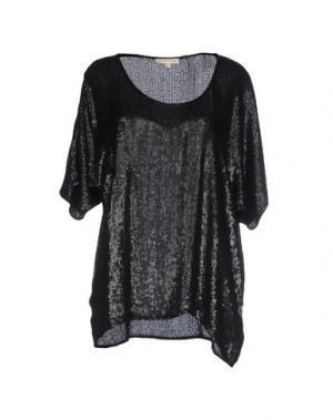 Блузка GOLD HAWK. Цвет: черный
