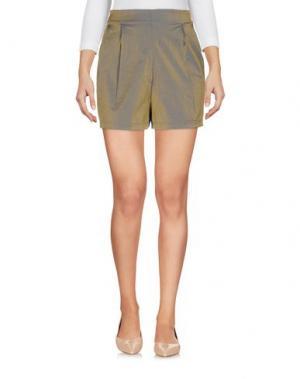 Повседневные шорты JIJIL. Цвет: песочный