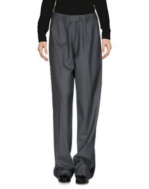 Повседневные брюки ANGELOS FRENTZOS. Цвет: стальной серый