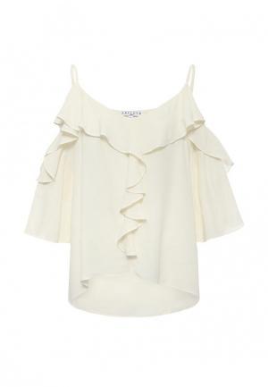 Блуза Art Love. Цвет: белый
