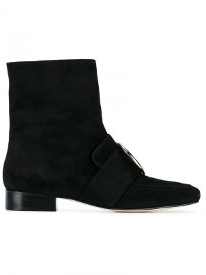 Ботинки по щиколотку Biturbo Dorateymur. Цвет: чёрный