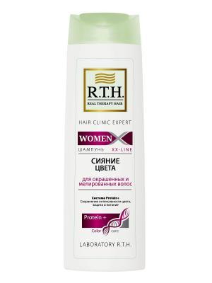 Шампунь R.T.H. WOMEN Сияние цвета RTH. Цвет: белый