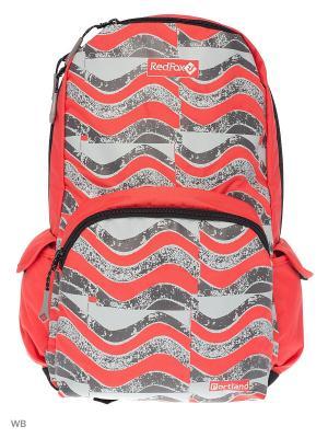 Рюкзак Portland Red Fox. Цвет: оранжевый
