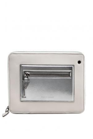 Чехол для планшета с ремнем SF-127213 Elena Ghisellini. Цвет: бежевый