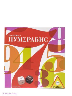 Настольная игра Нум рабис Piatnik. Цвет: красный