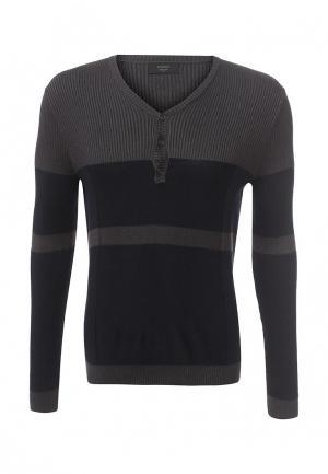 Пуловер Colins Colin's. Цвет: синий