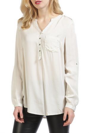Блуза Apanage. Цвет: мультицвет