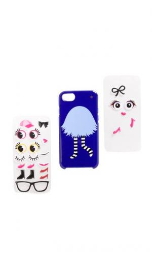 Чехол Make Your Own Monster для iPhone 7 Kate Spade New York