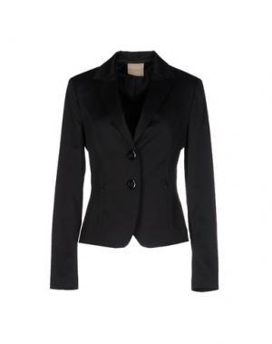 Пиджак TAGLIA42. Цвет: черный