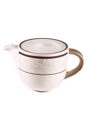 Чайник 0,35 л Кассие Royal Porcelain. Цвет: белый