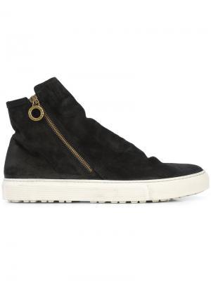 Ботинки Biso Fiorentini +  Baker. Цвет: чёрный