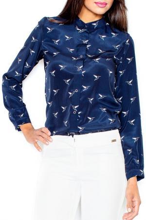 SHIRT Figl. Цвет: navy blue