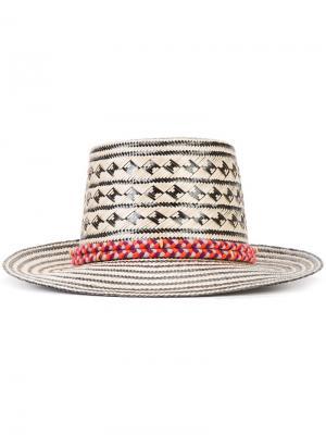 Шляпа Viga Yosuzi. Цвет: телесный