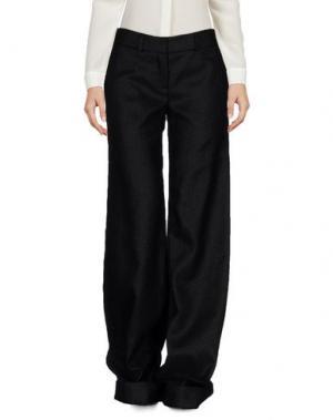 Повседневные брюки DODO BAR OR. Цвет: черный