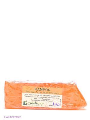 Мыло для тела Kampos Mastic Spa. Цвет: оранжевый