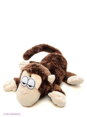 Смеющаяся обезьяна CHERICOLE. Цвет: коричневый