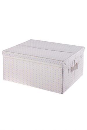 Коробка для хранения 19x33x41 Bizzotto. Цвет: мульти