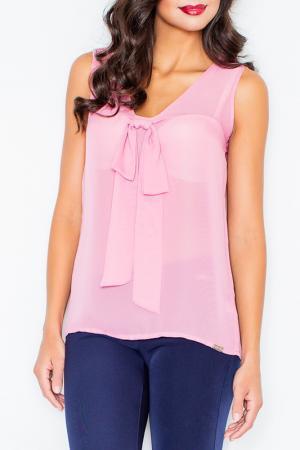 Блуза Figl. Цвет: розовый