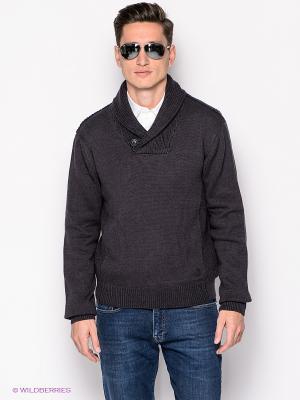 Пуловер Mezaguz. Цвет: лиловый