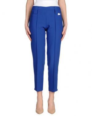 Повседневные брюки SALLY NEW YORK. Цвет: синий