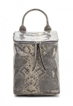 Рюкзак Moronero. Цвет: серый