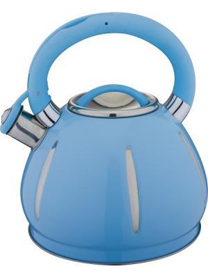 Чайник Bekker. Цвет: голубой
