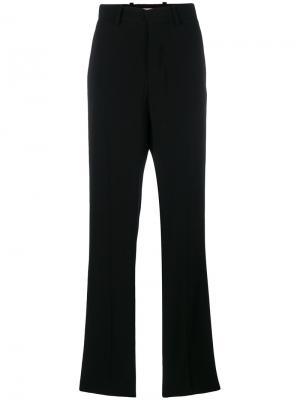 Широкие брюки Marni. Цвет: чёрный