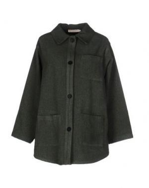 Куртка TROU AUX BICHES. Цвет: зеленый-милитари