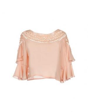 Блузка GIORGIA & JOHNS. Цвет: розовый