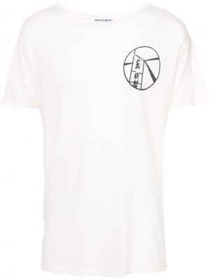 Bondage print T-shirt Enfants Riches Déprimés. Цвет: телесный