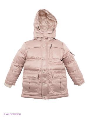 Куртка Senbodulun. Цвет: кремовый