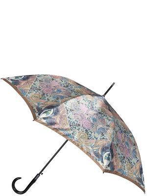 Зонт Eleganzza. Цвет: серо-голубой, сиреневый, хаки