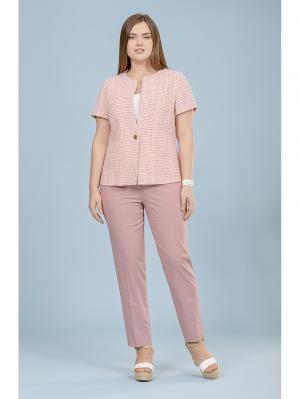 Жакет LALIS. Цвет: розовый