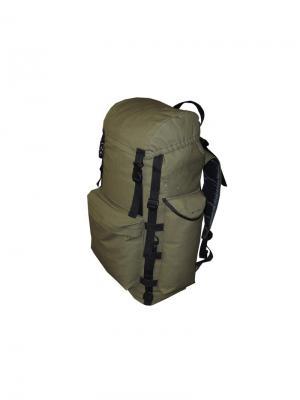 Рюкзак ПИЛИГРИМ 50Л., OXFORD 600D, ЦВ. ХАКИ (PIL50C) Campland. Цвет: хаки