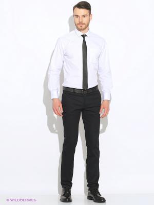 Рубашка Maestro. Цвет: белый