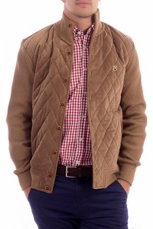 Куртка POLO CLUB С.H.A.. Цвет: brown