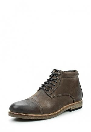 Ботинки Terra Impossa. Цвет: серый