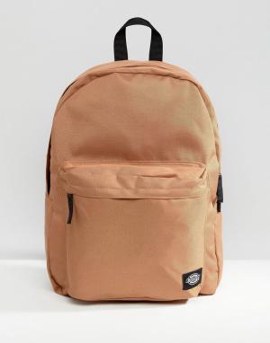 Dickies Коричневый рюкзак Indianapolis. Цвет: коричневый